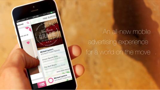 Adtile Reklam Ağı Mobilde Hareketle Etkileşimi Kullanıyor