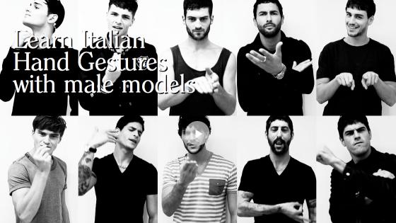 Dolce&Gabbana'nın Erkek Modelleriyle İtalyanca Öğreniyoruz