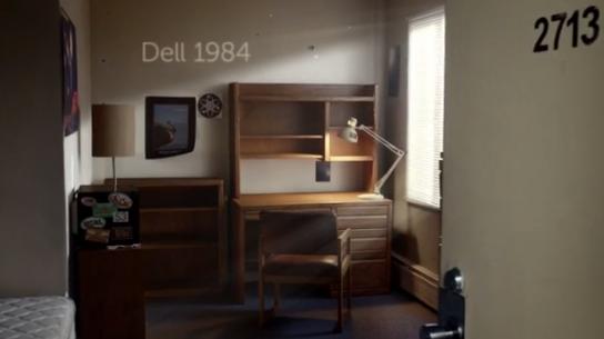 Dell'in Yeni Kampanyası: Beginnings