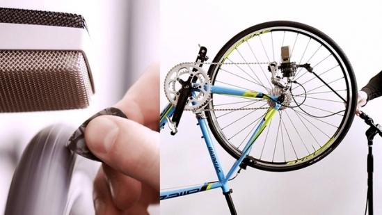 Bir Müzik Enstrümanı Olarak Bisiklet
