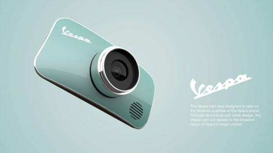 Vespa Bir Kamera Markası Olsa Nasıl Olurdu?