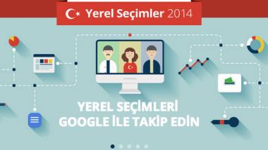 Bu Yıl Yerel Seçimleri Google'dan Takip Edebilirsiniz