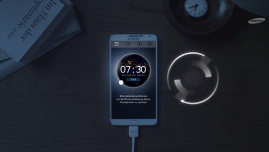 Samsung Power Sleep İle Uyurken Dünyaya İyilik Yapın
