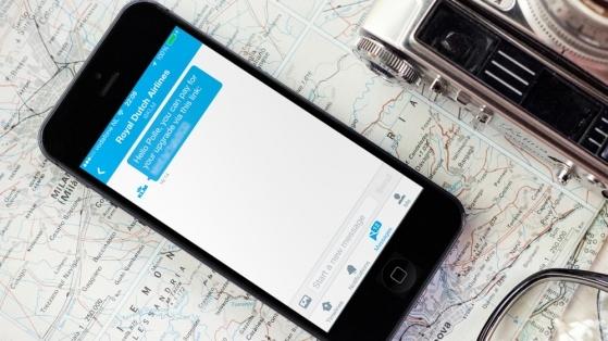 KLM Uçak Biletinizi Twitter Üzerinden Alın