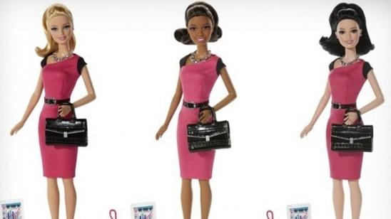 Girişimci Barbie