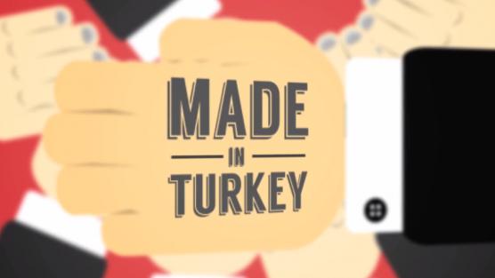 Ülkede Olan Bitene Animasyon Özet: Made In Turkey