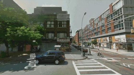 New York GIF'leri: Öncesi ve Sonrası