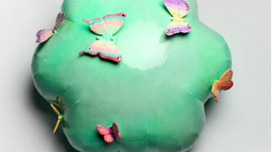 Seramikten Yapılmış Balonlar