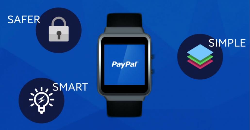 PayPal Giyilebilir Teknoloji İle Ödeme Yapabilen İlk Ödeme Sistemi Oluyor [SXSW 2014]