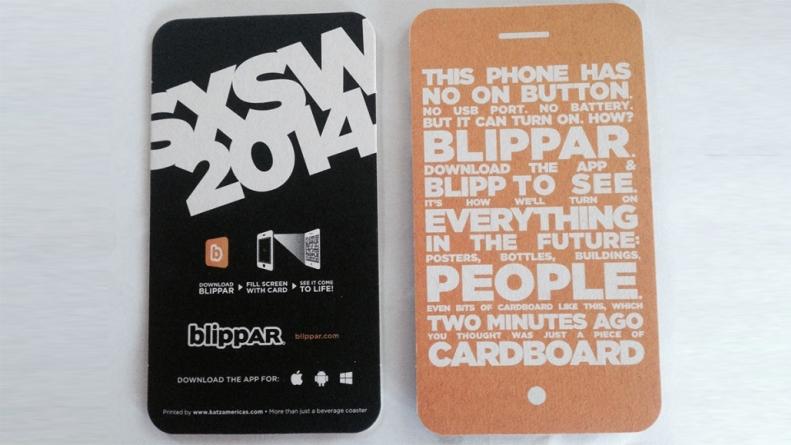 Artırılmış Gerçeklik Platformu Blippar'dan SXSW'e Özel Uygulamalar [SXSW 2014]