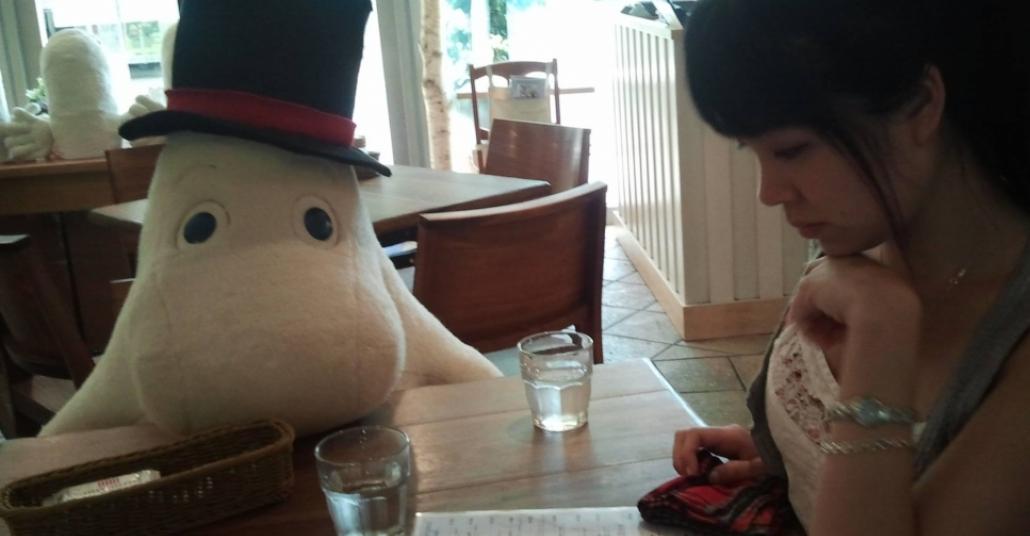 Müşterilerini Asla Yalnız Bırakmayan Kafe