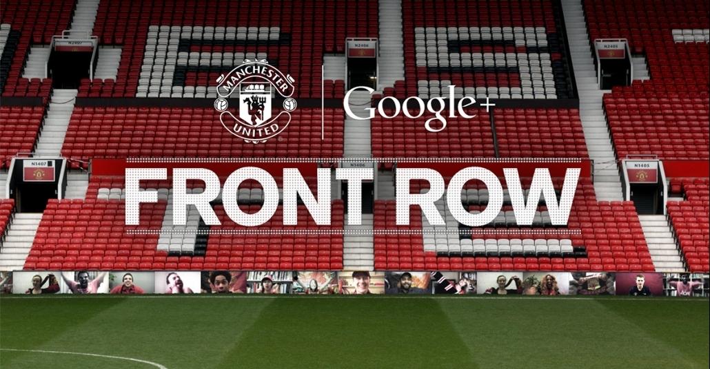 Manchester United Taraftarları, Google+ Hangout İle Maçı En Önden İzlediler