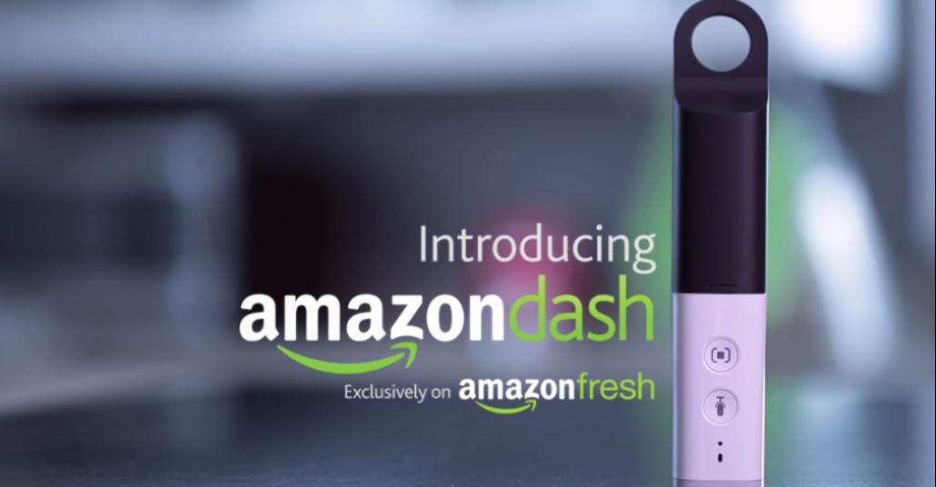 Uygulamaların Cihaza Evrimi: Amazon Dash