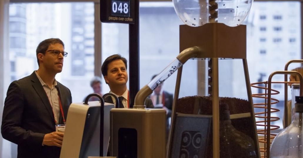 Coffee Connector – Gönül Sohbet İster, Kahve Bahane