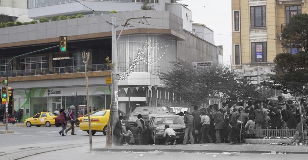 Bellek Kayması (1 Mayıs 1977)