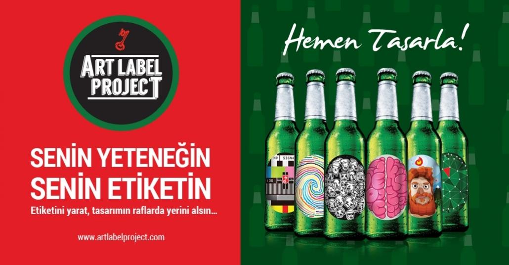 Art Label Project 2014: Senin Yeteneğin, Senin Etiketin [advertorial]