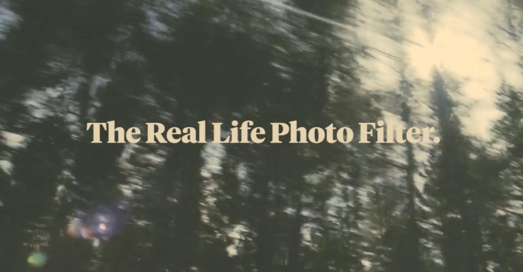 Hipsterlar için Instagram Filtreli Gözlük: Tens