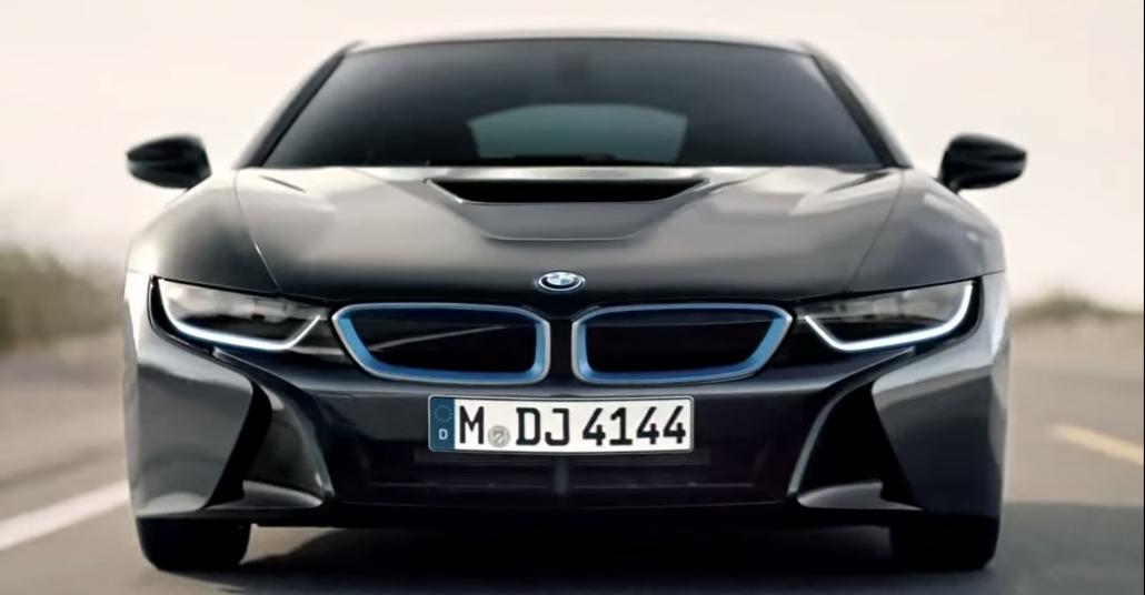 BMW i8'e Gus Van Sant İmzalı Filmler