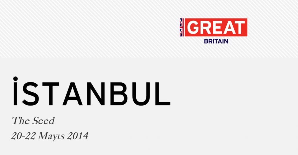 GREAT Yaratıcılık Festivali'yle İngiliz Yaratıcılar İstanbul'a Geliyor
