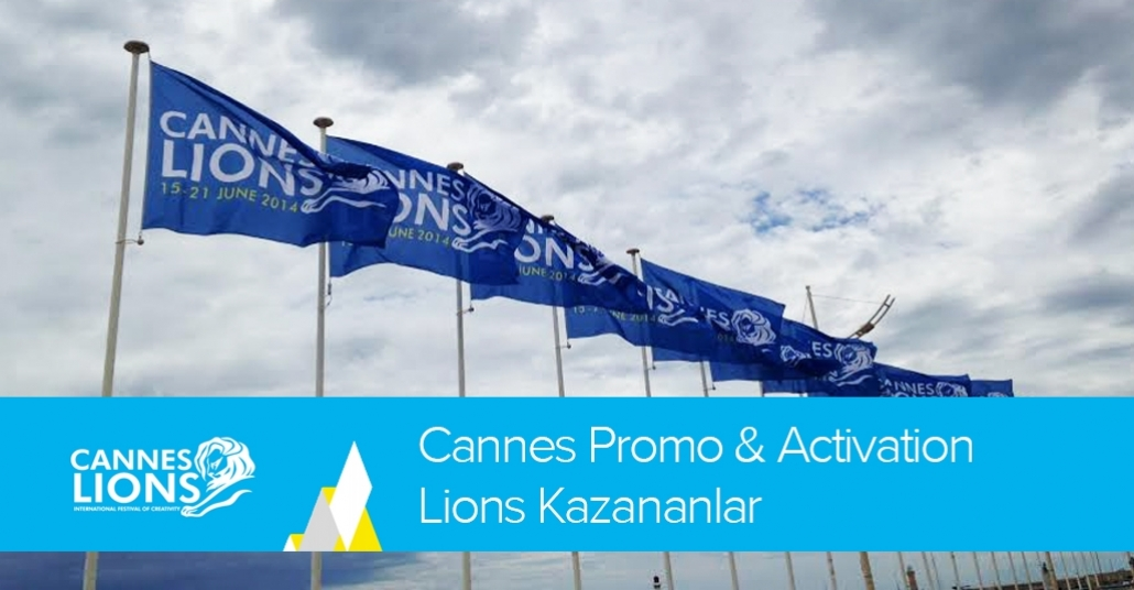 Cannes Promo & Activation Lions Kazananlar [Cannes Lions 2014]
