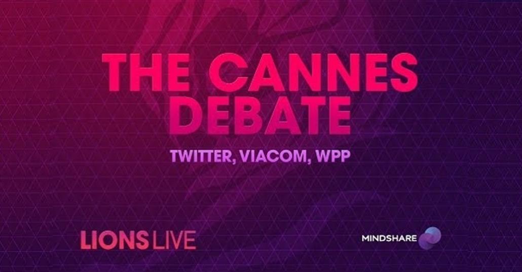 Twitter, Viacom ve WPP ile Yılın Cannes Tartışması [Cannes Lions 2014]
