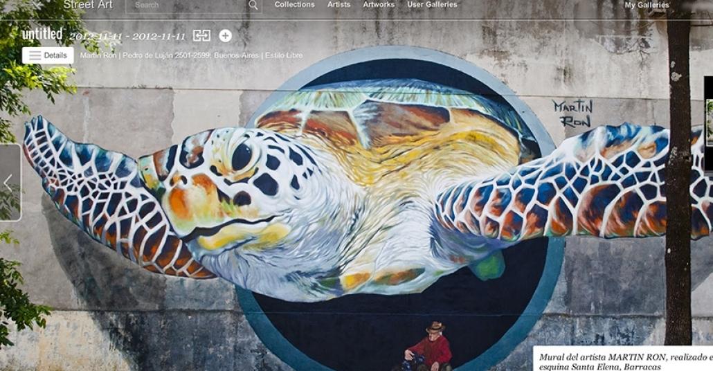 Google Sokak Sanatını Ölümsüzleştiriyor