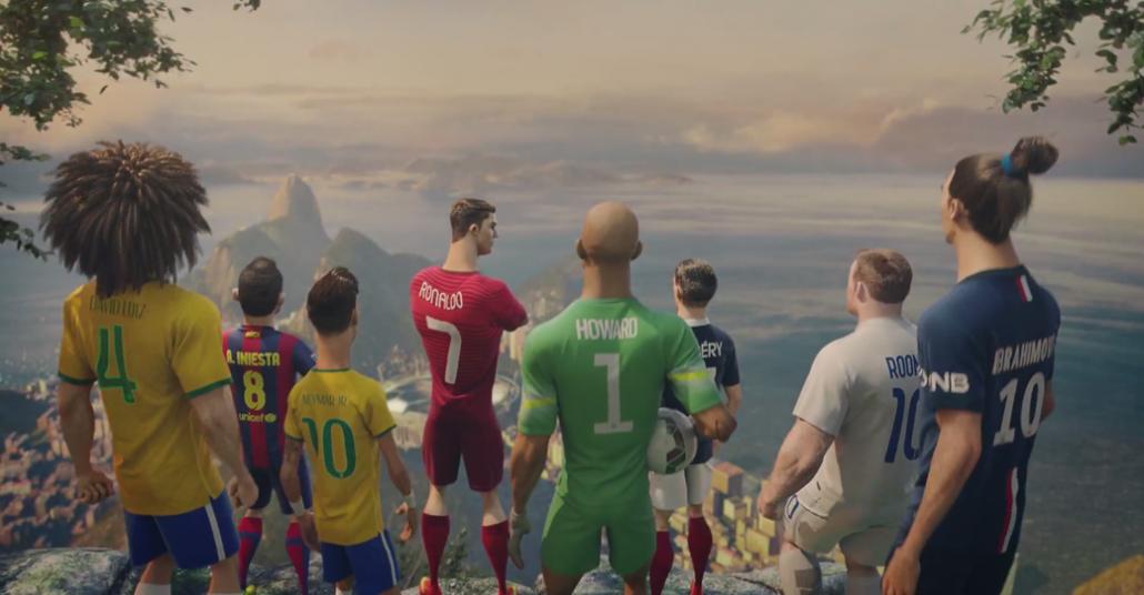 Nike'den Yine Efsane Bir Dünya Kupası Filmi: The Last Game