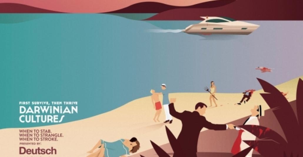 Deutsch'tan Ajanslar İçin Kültür Kürasyonu [Cannes Lions 2014]