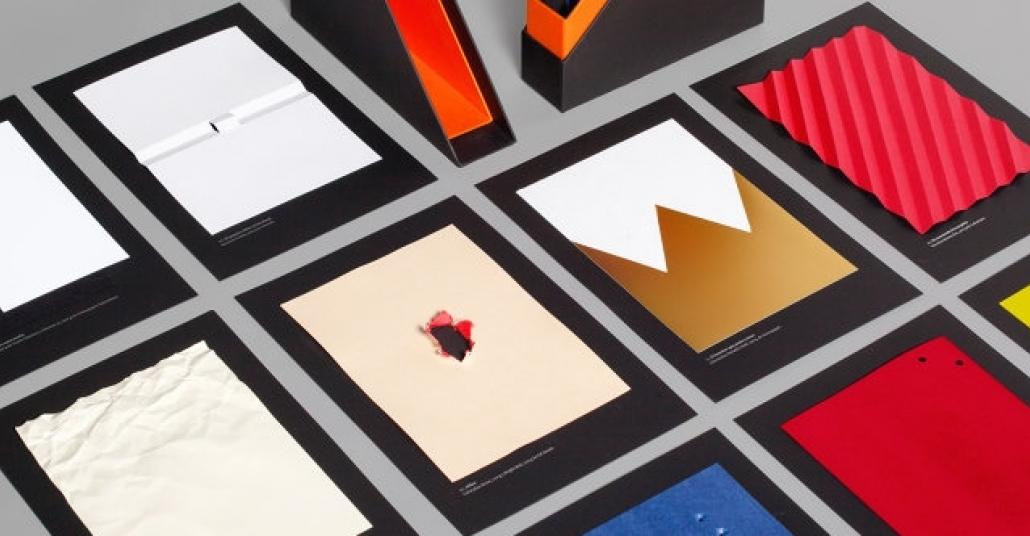 Kağıt Sanatı ile Yapılan Film Afişleri