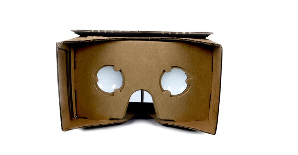 Google'dan Karton Sanal Gerçeklik Gözlüğü: Cardboard