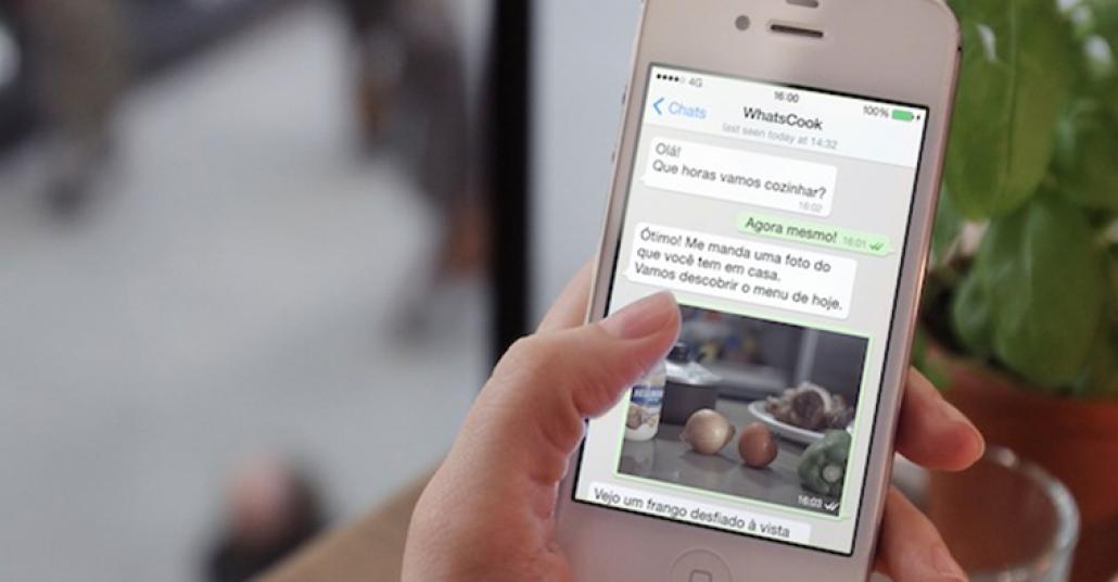 Hellmann's WhatsApp Üzerinden Yemek Tarifi Veriyor