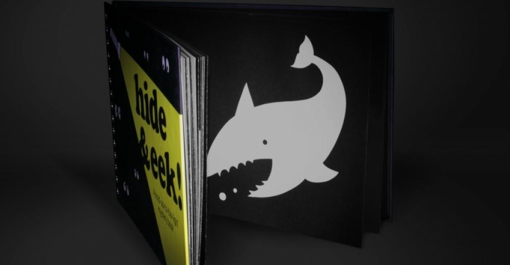 Işıkla Sırlarını Döken Kitap: Hide & Eek