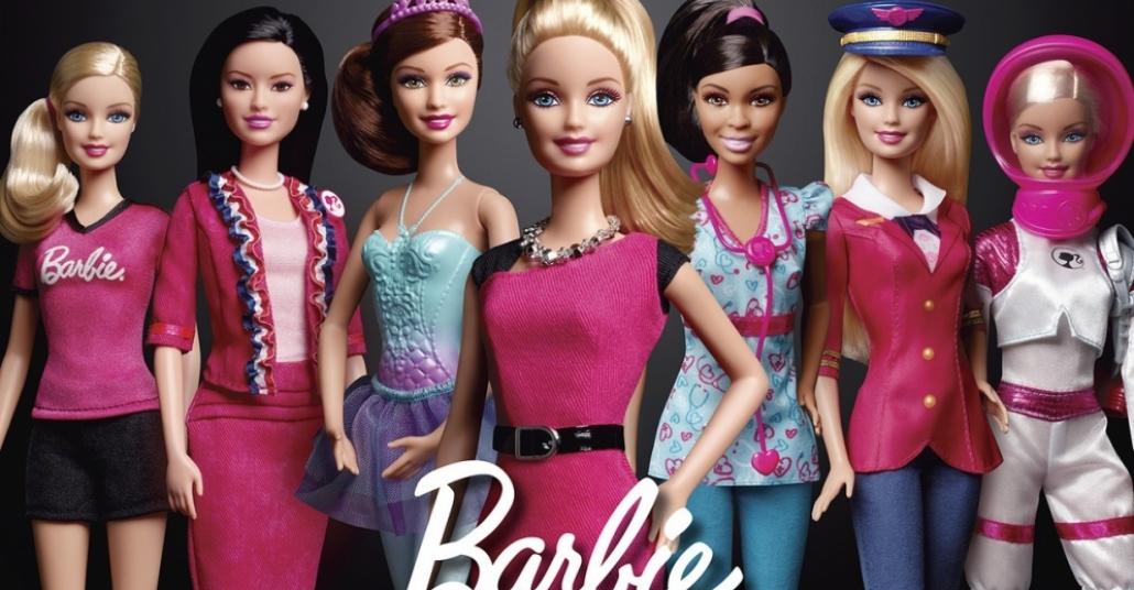 Barbie LinkedIn'e Katıldı