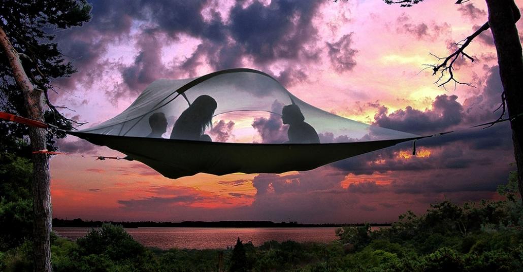 Hamak Gibi Çadır: Tentsile