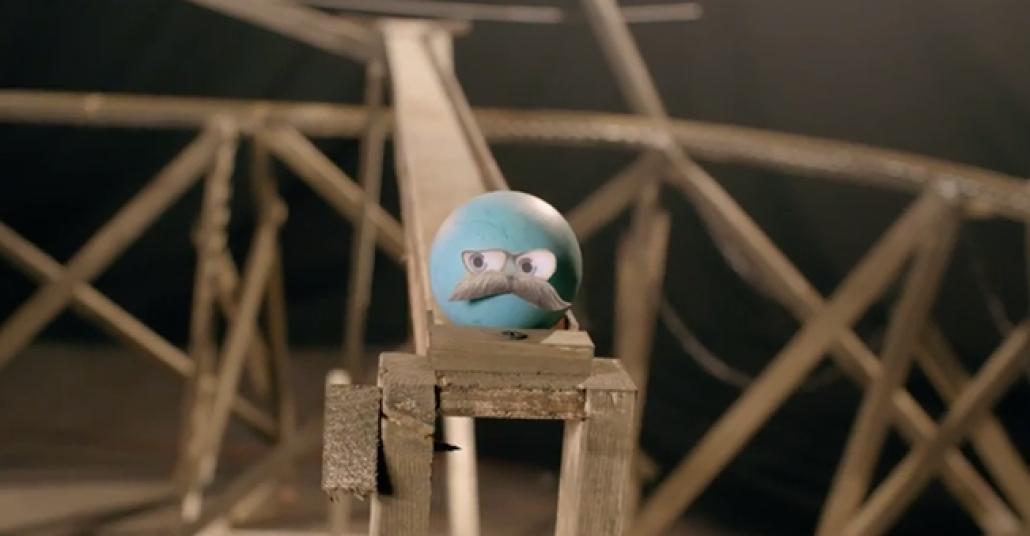Leo's Fortune ve Reklamda Rube Goldberg Makinesi İşleri