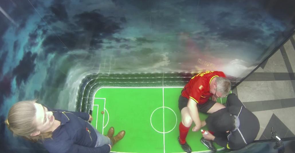 Knacki Football – Otomat Görünümünde Bir Mini Futbol Sahası