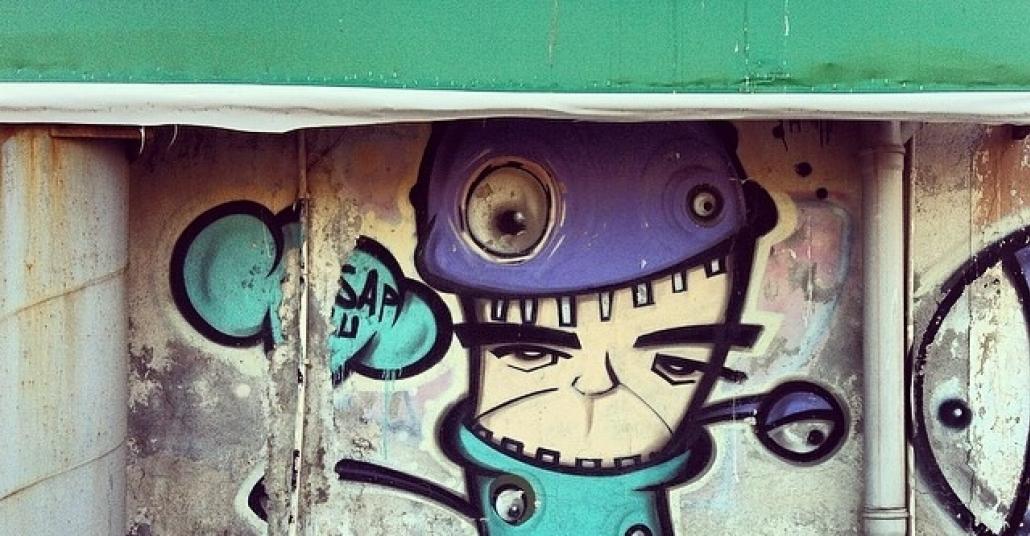 GriZine Sokak Sanatı Eserlerini Derliyor