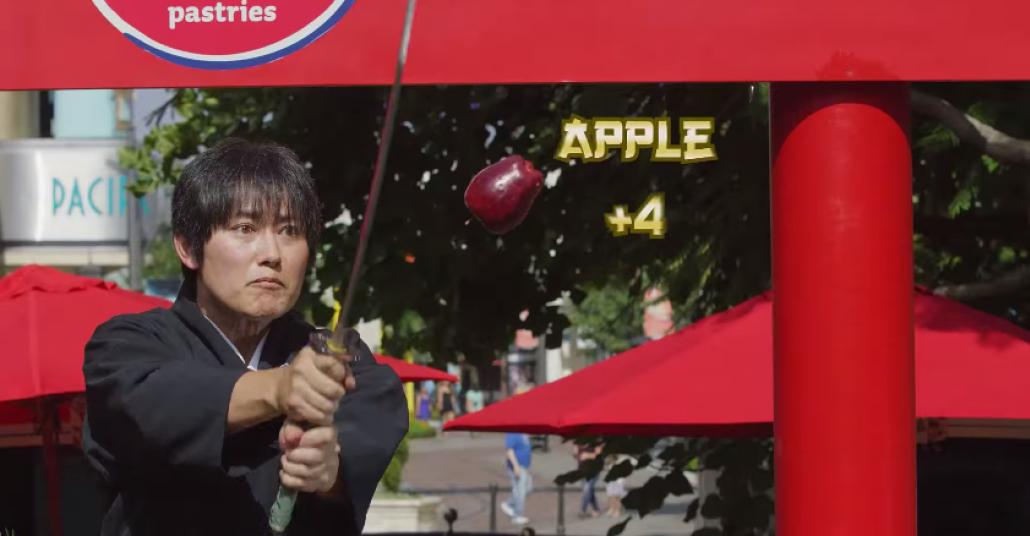 Gerçek Fruit Ninja