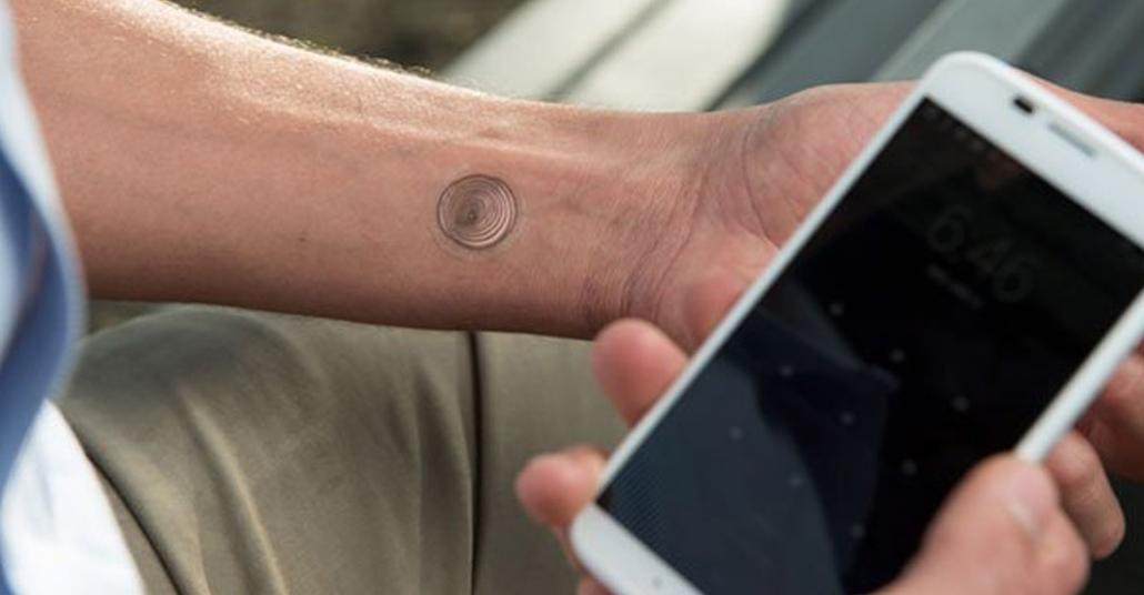 Şifre Girmekten Sıkılanlara, Şifre Açan Dijital Dövme