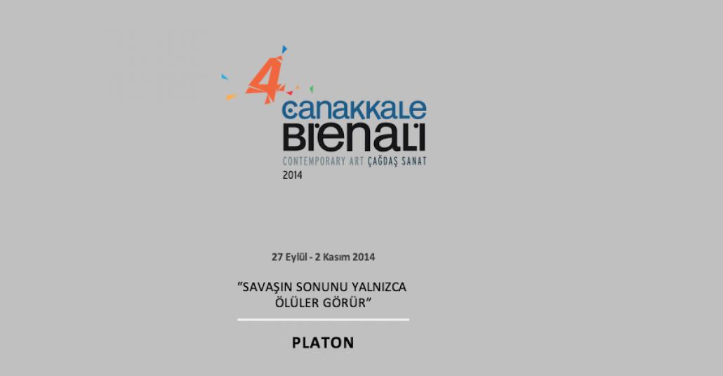 4. Uluslararası Çanakkale Bienali