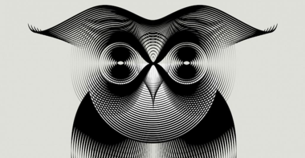 Andrea Minini'nin Hipnotize Edici Hayvan İllüstrasyonları
