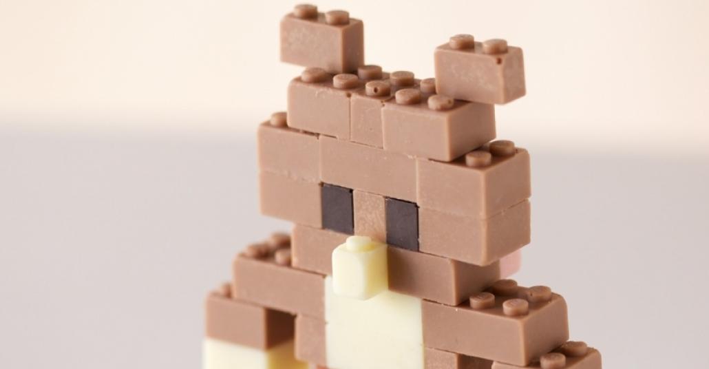 Çikolata Lego