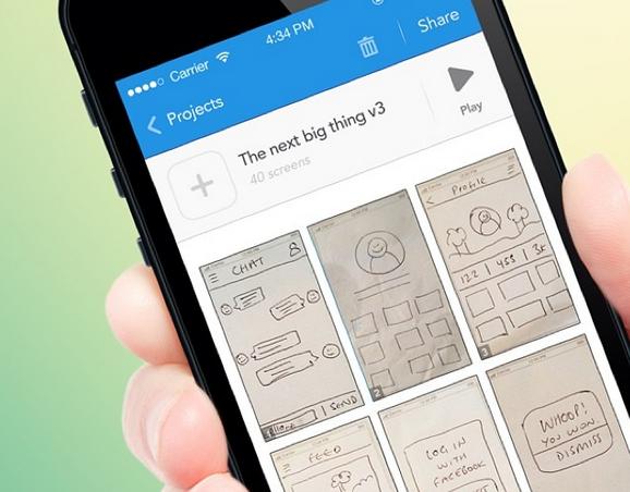 Marvel: Uygulama Fikirlerinizi Prototipe Dönüştüren Uygulama