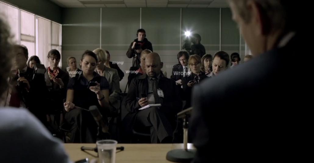 Dizi ve Filmlerde Mesajlaşma Görselleştirmeleri