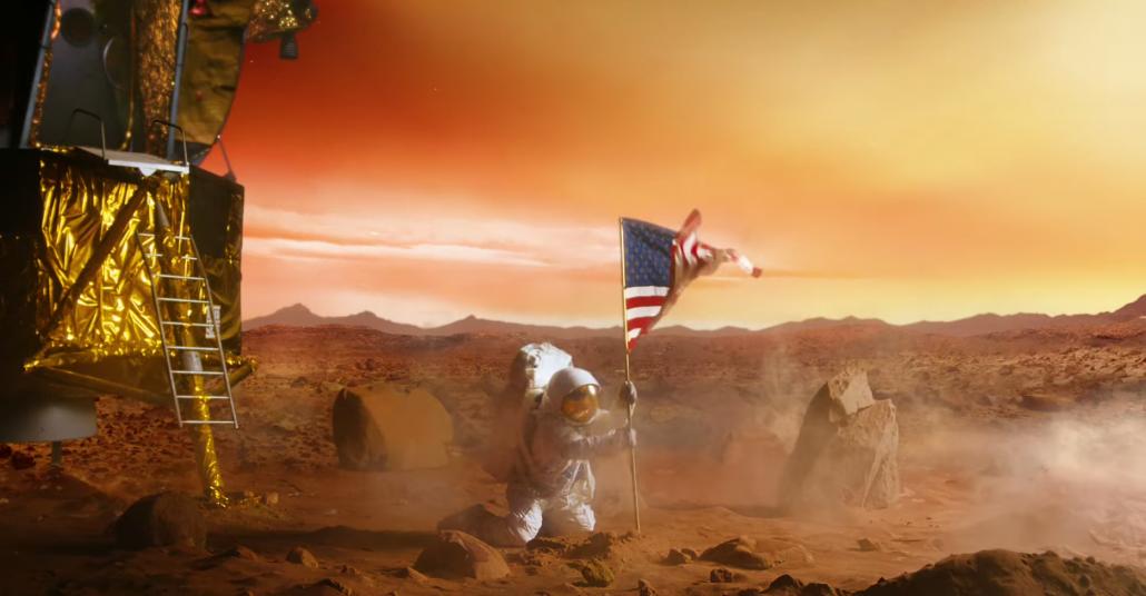 "Jockey – ""Supporting Greatness: Buzz Aldrin"""