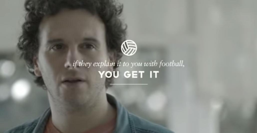 Eğer Futbolla Anlatırsanız Erkekler Her Şeyi Anlarlar