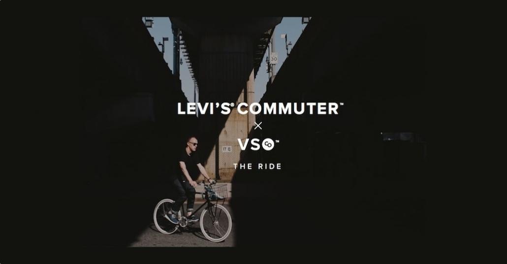 Levi's ve VSCO'dan Bisikletli Kentlilere Fotoğraf Projesi