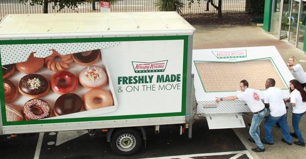 Krispy Kreme Occasions