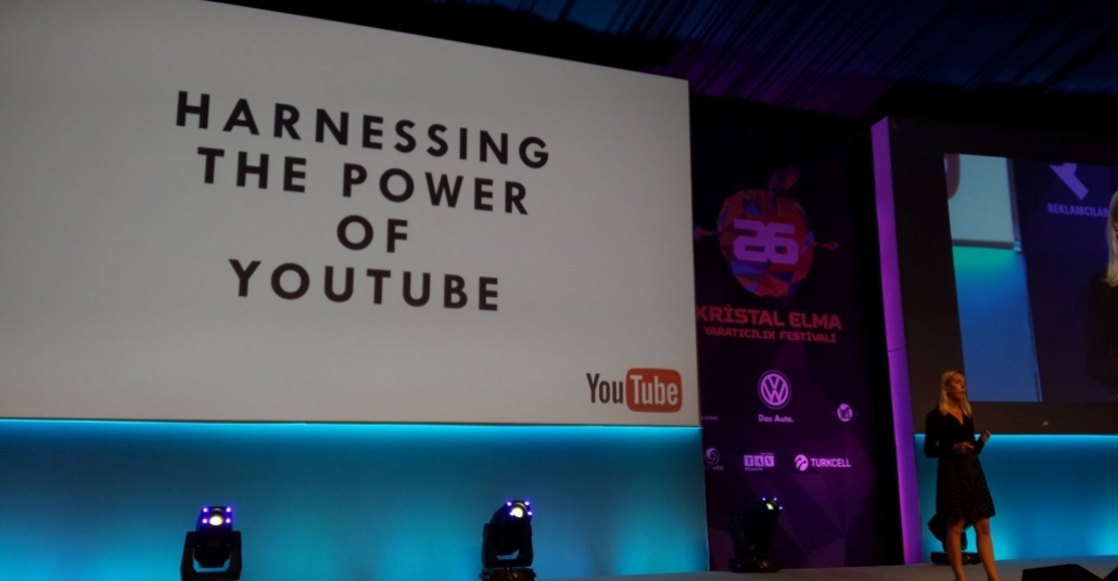Harnessing the Power of YouTube [Kristal Elma 2014]