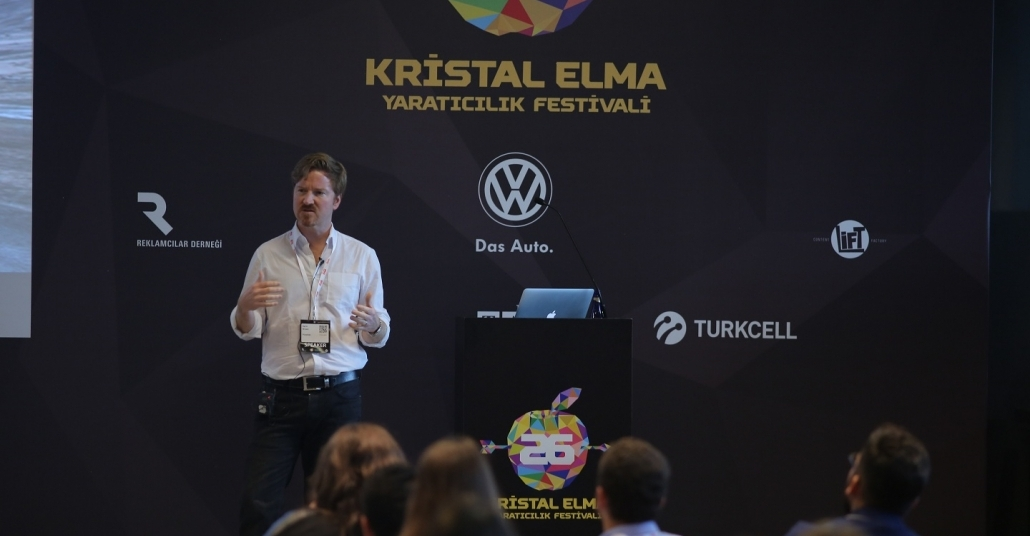 The Next Age Is Brand Invention [Kristal Elma 2014]